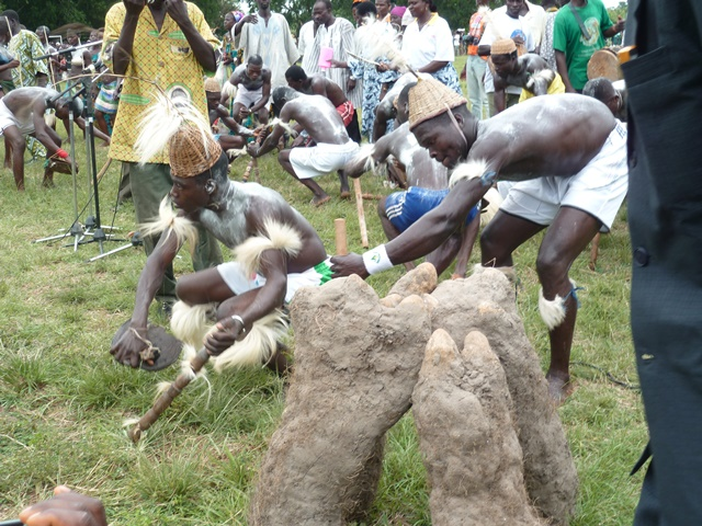 Togo -sotouboua fete des ignames-aristide kawele