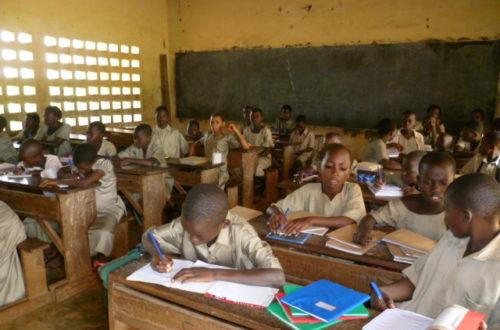 Article : Togo: une année académique jalonnée de grèves et de négociations