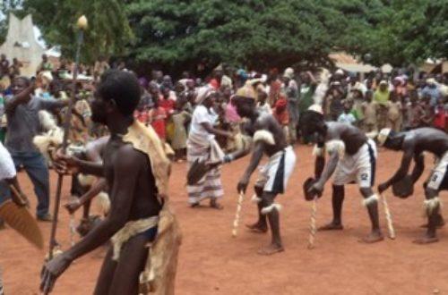 Article : Sotouboua a accueuilli le festival de danses folkloriques de la centrale au Togo