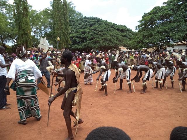 festival des danses traditionnelles de sotouboua