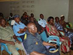 Les participants au Congrès de Foukpa