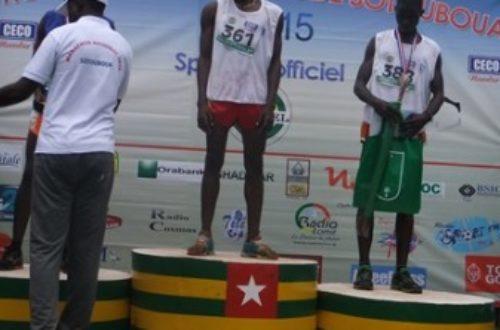 Article : Marathon National de Sotouboua, 1ère Edition organisé par CECO