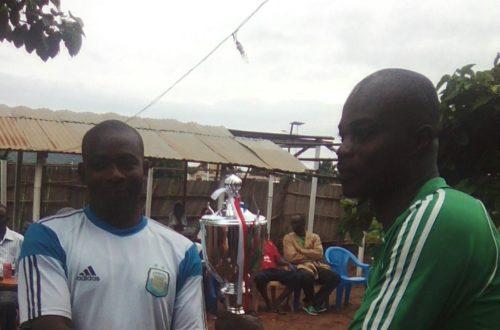 Article : Sotouboua : tournoi carrefour de l'amitié pour l'amour et les couleurs de Kiyèna