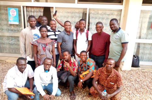 Article : Le projet profamed pour une presse togolaise plus professionnelle