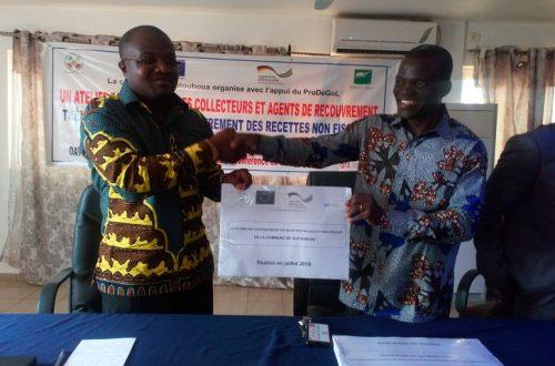 Article : Commune de Sotouboua: Le ProDeGol/GIZ forme les collecteurs et les agents de recouvrement des recettes non fiscales