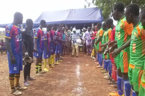 Article : Un gala de football pour marquer les 45 ans du Retour Triomphal à Sotouboua