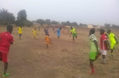Article : Défi Reference-Togo: l'équipe DEFI FC U-15 joue pour l'anniversaire de l'association