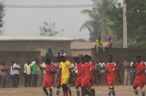 Article : Sotouboua/ Championnat scolaire senior: Sortie difficile pour le tenant du titre