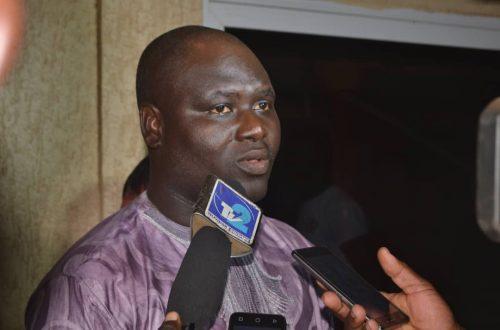 Article : Togo/ Conseil National de la Jeunesse (CNJ): Réélu, le président Régis L. Batchassi se lance des défis