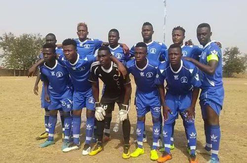 Article : Togo/ Football: Enfin, Foukpa AFC de Sotouboua peut se maintenir en Deuxième division