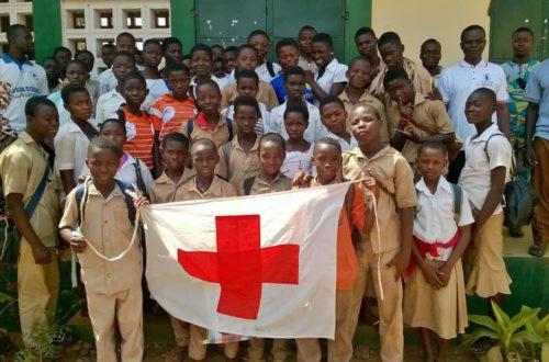 Article : Croix-Rouge Togolaise/ Deux Club 25 ont vu le jour à Sotouboua !