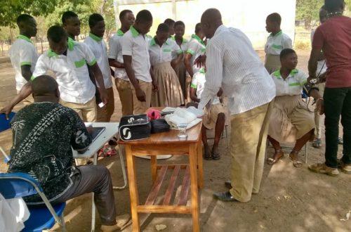 Article : Croix-Rouge Togolaise/ Club 25 «Bien-Etre» du CND de la Paix de Sotouboua, déjà proactif