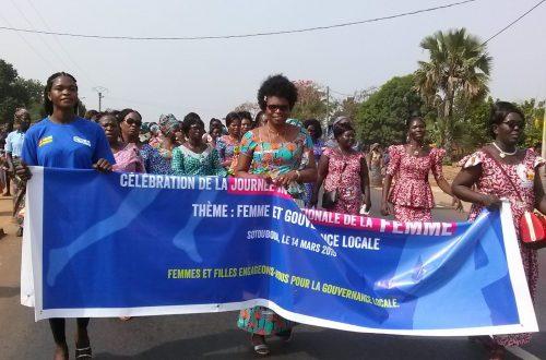 Article : Les femmes de Sotouboua ont fêté leur 08 mars…