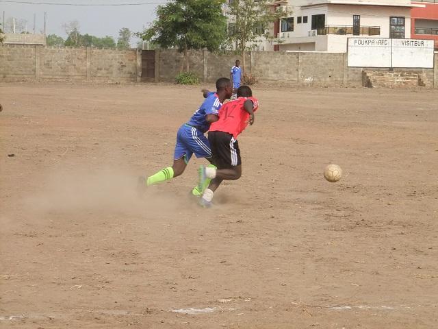 Coupe de l'indépendance à Sotouboua : Black Stone vs Hirondelle, un second nul