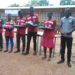 Croix-Rouge Togolaise/ Sotouboua: Les Clubs 25 officiellement installés