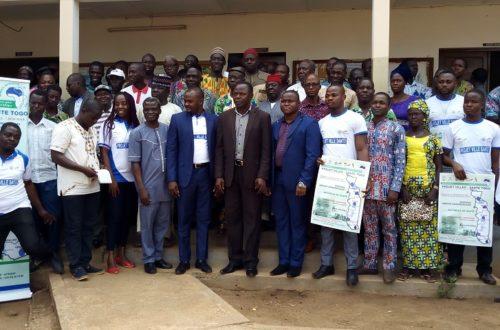 Article : Projet ville santé Togo, Sotouboua parmi les villes cibles de Aimes Afrique