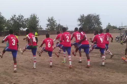 Article : Coupe de l'indépendance à Sotouboua: Défi Fc aux regrets, Chelsea et Bignonzi en finale