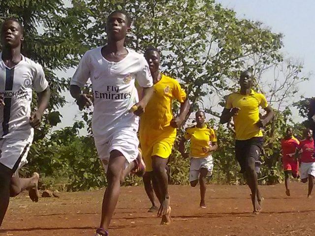 Les terminalistes démarrent le Baccalauréat  2019 avec le sport