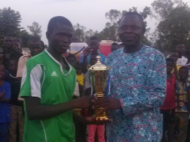 Sotouboua: Chelsea Fc de Zongo est champion en titre 2019 de la coupe de l'independance