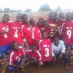 Encore un trophée pour les Jokers Babies de Defi FC de Sotouboua