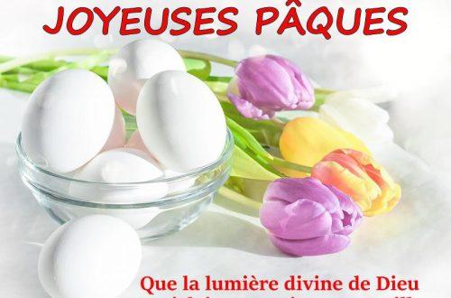 Article : Sotouboua: Bonne fête de Pâques!