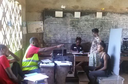 Article : Togo/ Élections locales : Fin des opérations de révision des listes électorales