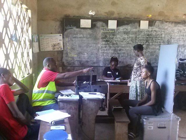 Togo/ Élections locales : Fin des opérations de révision des listes électorales