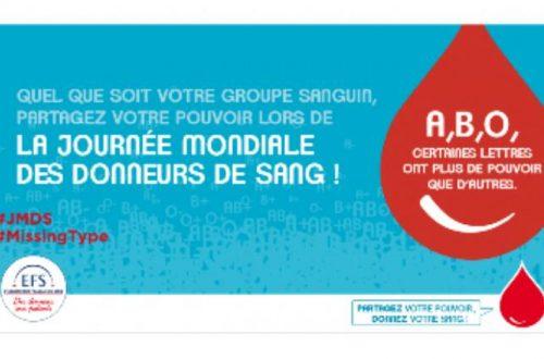 Article : Togo/ La Journée mondiale des donneurs de sang 2019: la coordination nationale à la mobilisation des acteurs impliqués