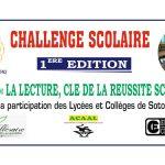 Sotouboua: Un challenge à l'adresse des scolaires du secondaire