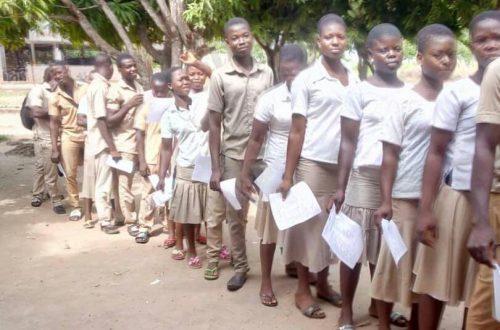 Article : Togo: Le Bac 1 démarre les examens de 2019