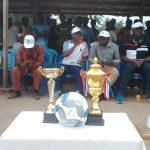 Sotouboua: Gala de football pour mobiliser les citoyens au recensement électoral
