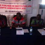 Commune de Sotouboua, le compte administratif 2018 rendu public
