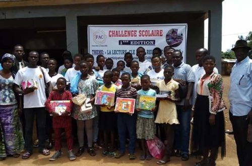 Article : Projet Challenge Scolaire à Sotouboua: une apothéose couronnée de succès