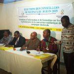 Élections locales 2019 au Togo: La Haac outille les responsables des medias et des partis politiques de la Région Centrale