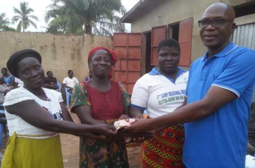 Article : Sotouboua/ Le produit FADA à la rescousse de la population rurale du canton de Bodjondè