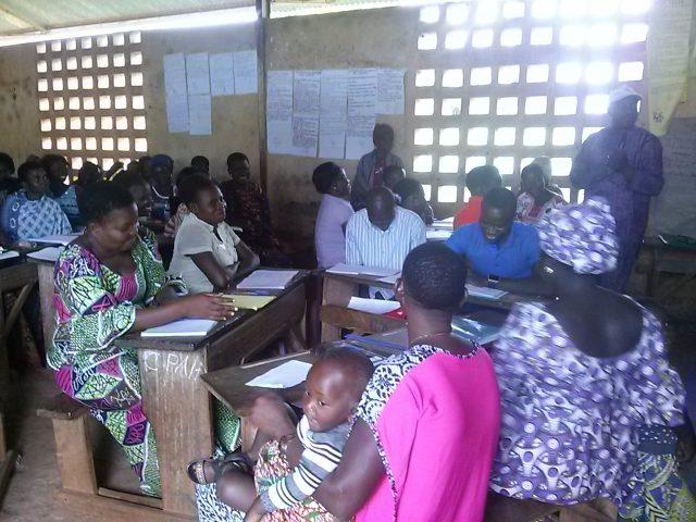 La mission du Péri 2 a supervisé la formation des éducateurs à Sotouboua