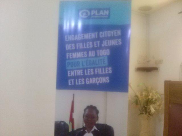 Projet Girl Lead, Plan International Togo forme les leaders d'opinion à Sotouboua