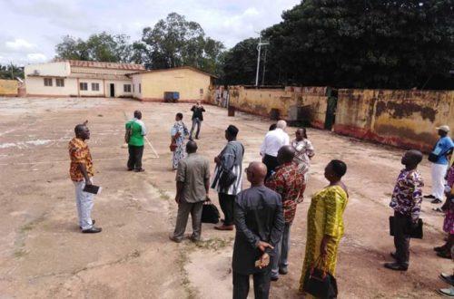 Article : Commune de Sotouboua 1: La délégation de l'unité de gestion (UGP) du PAD en visite d'échanges avec les élus locaux