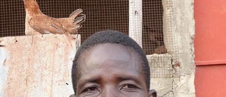 Article : Interviews de Peke Komlan: «C'est grâce au PASA que je suis devenu un éleveur professionnel»
