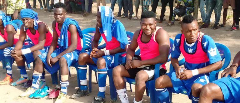 Article : 3e journée du Championnat D2: Foukpa Afc de Sotouboua désillusionnée à Agbandi