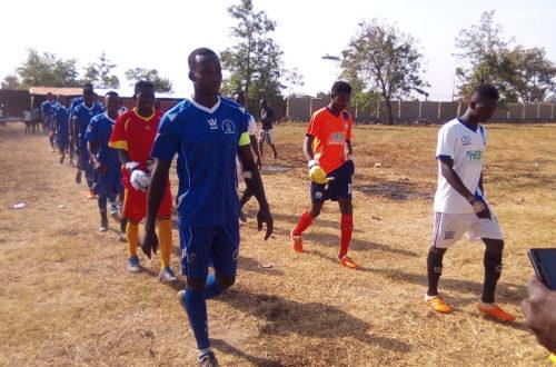 Article : Championnat D2: Foukpa Afc entame sa saison avec sérénité