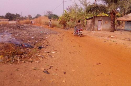 Article : VHEDA a tenu sa promesse: la piste Sessaro Mazada – Laoudè, enfin désengorgée des ordures ménagères