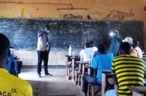 Article : Sotouboua/ Lutte contre les violences de genres: l'ONG CREUSET TOGO met à contribution les artisans