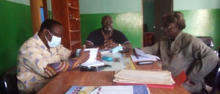 Article : Commune de Sotouboua 1: la commission domaniale, environnementale et technique fait l'état des lieux